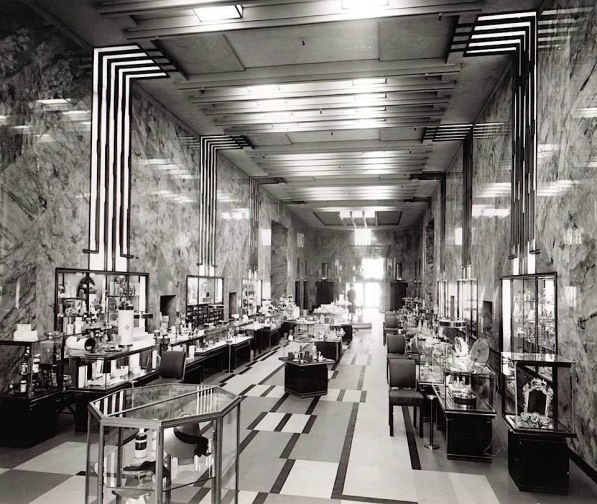 Image:Pinterest Perfume Hall