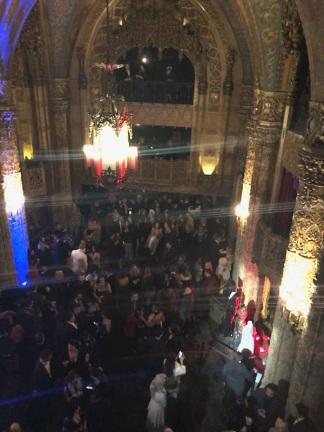 Image: Christina Embry Spanish Gothic Lobby
